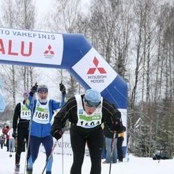 38. Tartu Maraton - Agu Lipping (1069), Magnus-Mait Ots (1694)