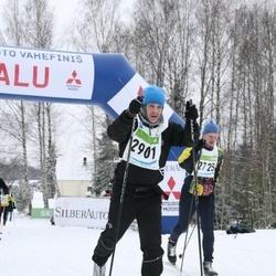 38. Tartu Maraton - Aho Augasmägi (2901)