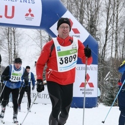 38. Tartu Maraton - Arne Sarapuu (2246), Kristaps Epners (3809)