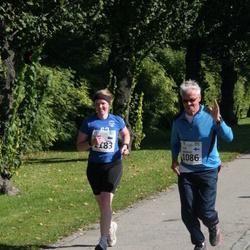 SEB Tallinna Maraton - Lasse Lappalainen (1086), Agnes Männik (1183)