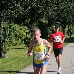 SEB Tallinna Maraton - Arnold Laasu (69), Mart Palm (121)