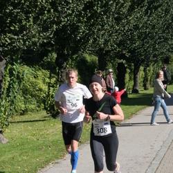 SEB Tallinna Maraton - Janno Kaljuvee (96), Annika Vaher (308)