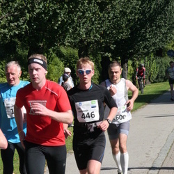 SEB Tallinna Maraton - Ott Viirmann (446), Arno Vaik (1600)
