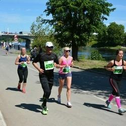 Narva Energiajooks - Viktor Kokk (509), Sigrid Põdra (771)