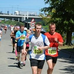 Narva Energiajooks - Rauno Mikkor (525), Rando Riks (1010)