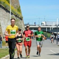 Narva Energiajooks - Timofei Makarov (775), Sven Eller (874)