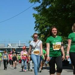 Narva Energiajooks - Anna Muhhina (5485), Karina Superova (5833)