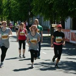 Narva Energiajooks - Monika Karing (5053), Merle Poll (5054), Inge Kasesalk (5055), Ann-Leena Miller (5130)