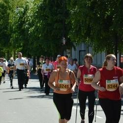 Narva Energiajooks - Külli Jõks (5094), Laura Lill (5244), Moonika Luiv (5245)