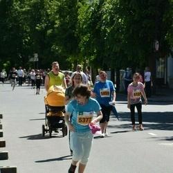 Narva Energiajooks - Anastassia Talantseva (5377), Krista Asmer (5859)