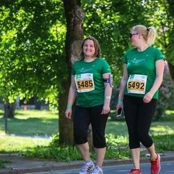 Narva Energiajooks - Anna Muhhina (5485), Elys Sepp (5492)