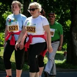 Narva Energiajooks - Anna-Maria Otstavel (5521), Terje Otstavel (5523)