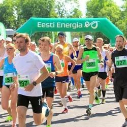 Narva Energiajooks - Kaido Vahkal (37), Hanno Parksepp (127), Mihhail Lukertsenko (897)