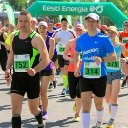 Narva Energiajooks - Stanislav Štõkov (314), Ando Mesi (752)