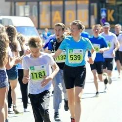 Narva Energiajooks - Nina Solopaeva (539), Mihhail Serbin (1181)