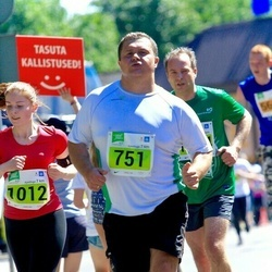 Narva Energiajooks - Kirill Kaidalov (751), Zanna Sõskova (1012)