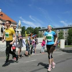 Narva Energiajooks - Marju Pink (661), Sven Eller (874)