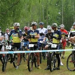 Värska GP - Rait Pallo (2), Kristo Prangel (23), Karli Külanurm (81)