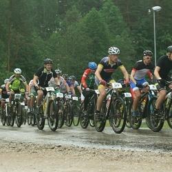 Värska GP - Ülari Alaväli (25), Erki Otsus (55), Arne Tilk (59), Kaido Toonekurg (60)