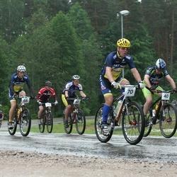 Värska GP - Mart Meltsov (40), Robertino Kuik (66), Margo Kippasto (70)