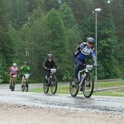 Värska GP - Martin Talmet (113), Andres Talmet (114)