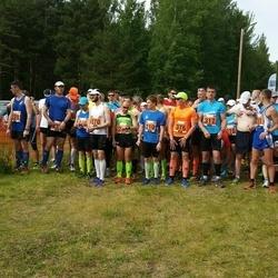 Pärnumaa Võidupüha maraton - Rauno Merila (210), Märten Mõttus (270), Dzintars Petrovs (317), Franko Reinhold (376)