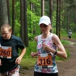 Pärnumaa Võidupüha maraton - Jaana Õunaid (316)