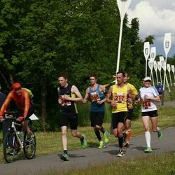 Pärnumaa Võidupüha maraton - Eero Jakobson (217), Gert Kuuskmäe (348)