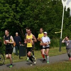 Pärnumaa Võidupüha maraton - Eero Jakobson (217), Õnne-Liina Jakobson (244)