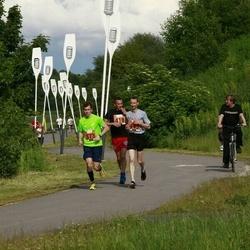 Pärnumaa Võidupüha maraton - Oliver Kask (373), Torgeir Rusten (418)