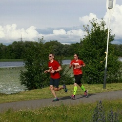 Pärnumaa Võidupüha maraton - Merle Lilleoru (410)