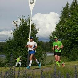 Pärnumaa Võidupüha maraton - Janek Oblikas (212), Kristo Kaukver (365)
