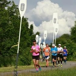Pärnumaa Võidupüha maraton - Marek Võsu (137), Kristiina Nurk (291)