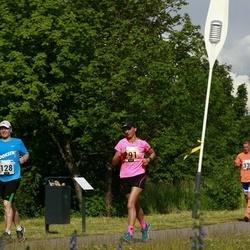 Pärnumaa Võidupüha maraton - Kristiina Nurk (291)