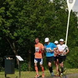 Pärnumaa Võidupüha maraton - Kristjan Vilipõld (69), Marek Võsu (137), Raini Reinhold (249)