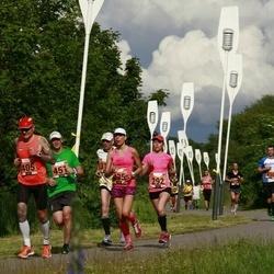 Pärnumaa Võidupüha maraton - Mirtti Verbitskas (292), Leho Rennit (405), Aigar Sõnistar (451)
