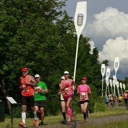 Pärnumaa Võidupüha maraton - Mirtti Verbitskas (292), Leho Rennit (405)