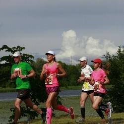 Pärnumaa Võidupüha maraton - Stella Täht (435), Aigar Sõnistar (451)