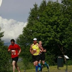 Pärnumaa Võidupüha maraton - Pirko Palu (386), Reigo Karula (463)