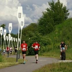 Pärnumaa Võidupüha maraton - Tiit Palu (10), Erki Veeroos (29)
