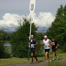 Pärnumaa Võidupüha maraton - Maik Tukk (35), Elmo Soomets (68)