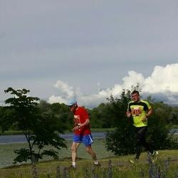 Pärnumaa Võidupüha maraton - Arvo Luus (353), Siim Boitsov (415)