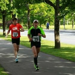 Pärnumaa Võidupüha maraton - Tiit Palu (10), Siim Schvede (39)
