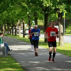 Pärnumaa Võidupüha maraton - Avo Puusepp (89), Ülo Suursaar (150)