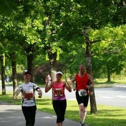 Pärnumaa Võidupüha maraton - Martin Herem (61), Anneli Pärand (274), Raivo Ervin (387)