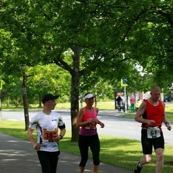 Pärnumaa Võidupüha maraton - Anneli Pärand (274), Raivo Ervin (387)