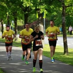 Pärnumaa Võidupüha maraton - Andres Lilleste (326), Liisbet Puust (432)