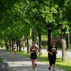 Pärnumaa Võidupüha maraton - Inga Drobet (471), Katrin Tammik (472)