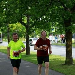 Pärnumaa Võidupüha maraton - Juhan Paabstel (396), Magnus Hammarberg (422)