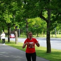 Pärnumaa Võidupüha maraton - Kersti Poopuu (457)